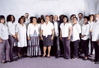 Christmas with the Town Hall Gospel Choir